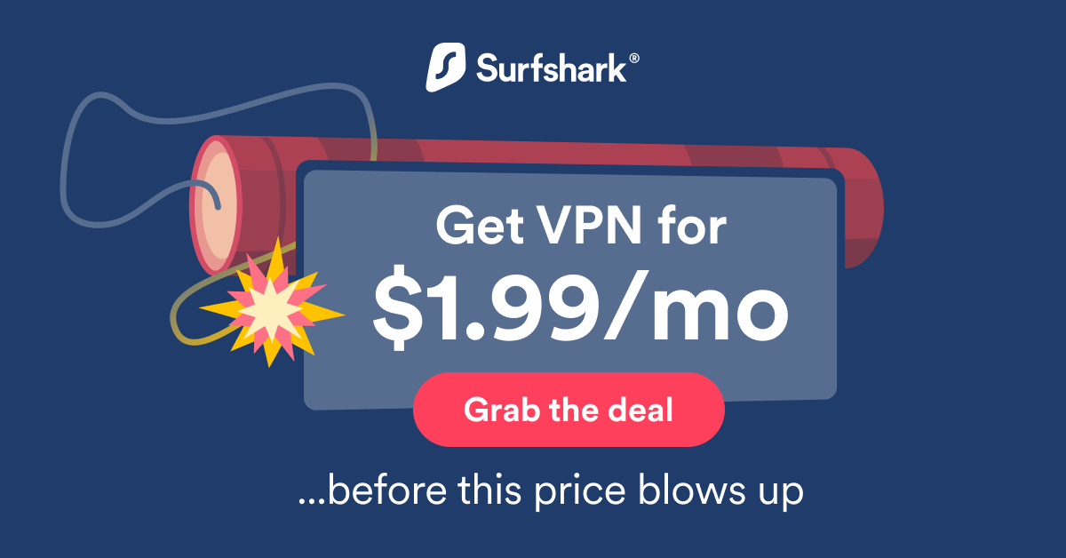 VPN special offer deal